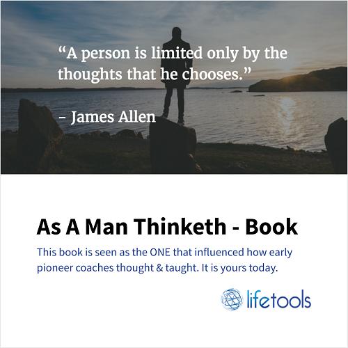 Lucid Dreaming Gift 2 As A Man Thinketh Book